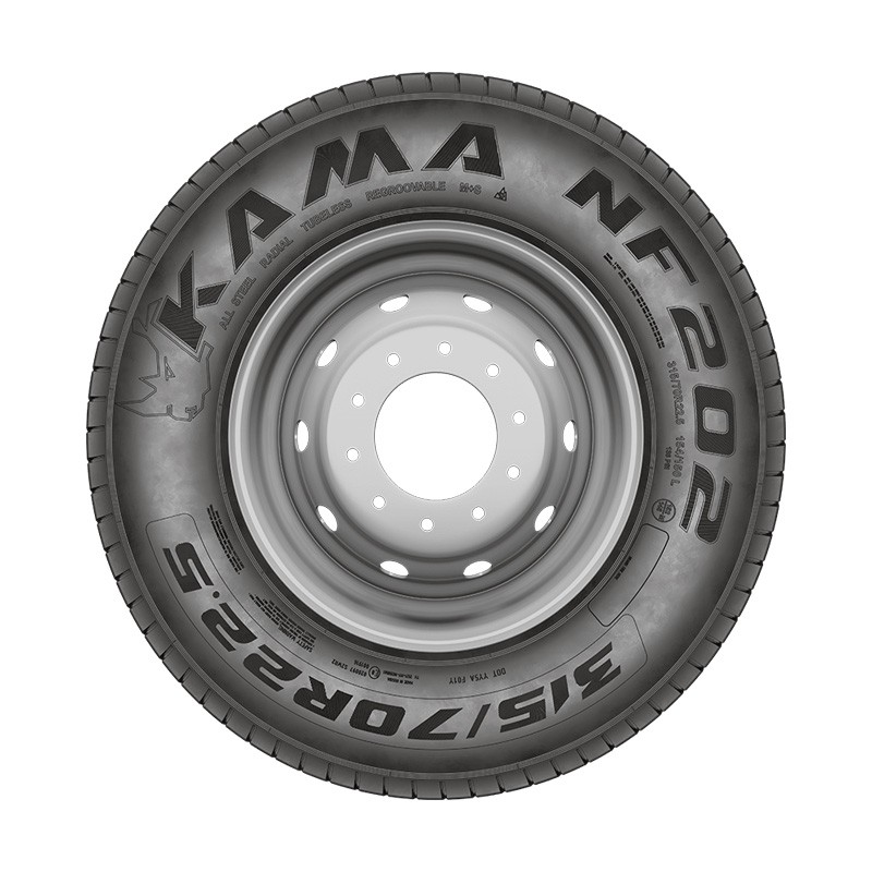 ЦМК KAMA NF 202 315/80 R22.5